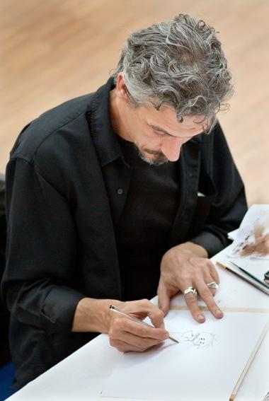 Alberto Varanda - Photo par Antoine de Givenchy