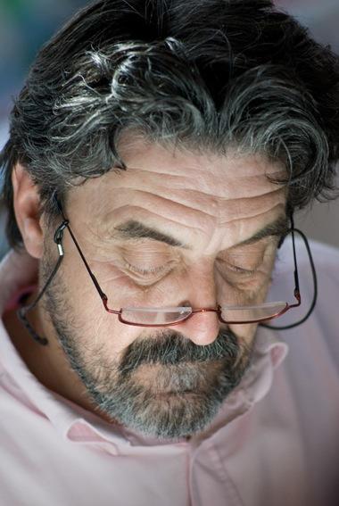 Bruno Le Floc'h - Photo par Antoine de Givenchy