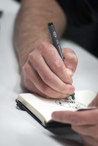 Bulles à Croquer - Photo par Antoine de Givenchy