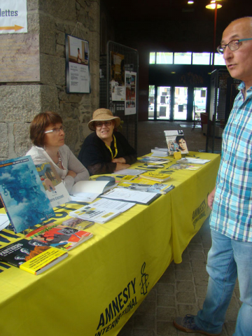 Stand Amnesty International