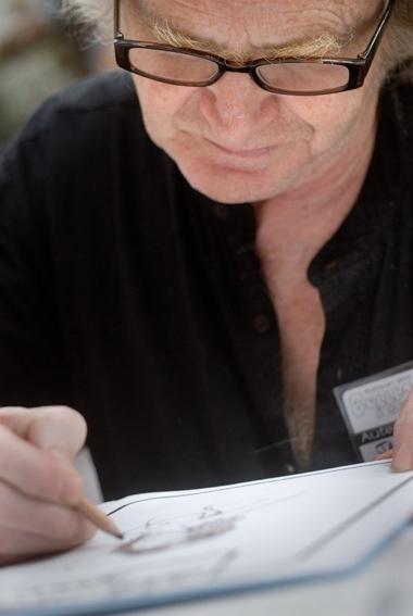 Charles Jarry - Photo par Antoine de Givenchy