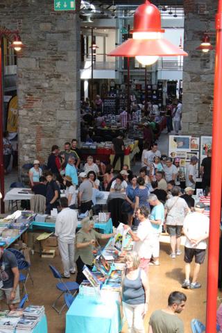 Le Carré Rosengart, lieu d'accueil du festival
