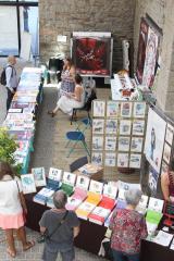 Boutique du festival et Stand de Yann Lesacher
