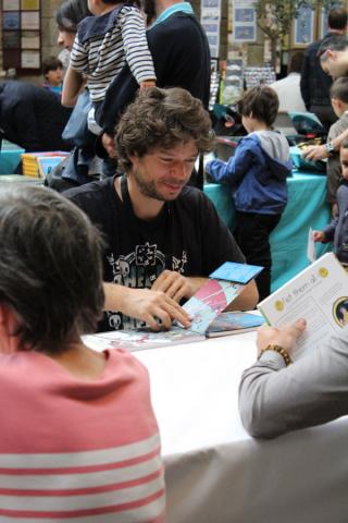 Bulles à Croquer 2016