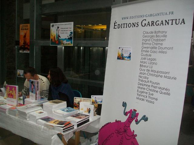 Éditions Gargantua