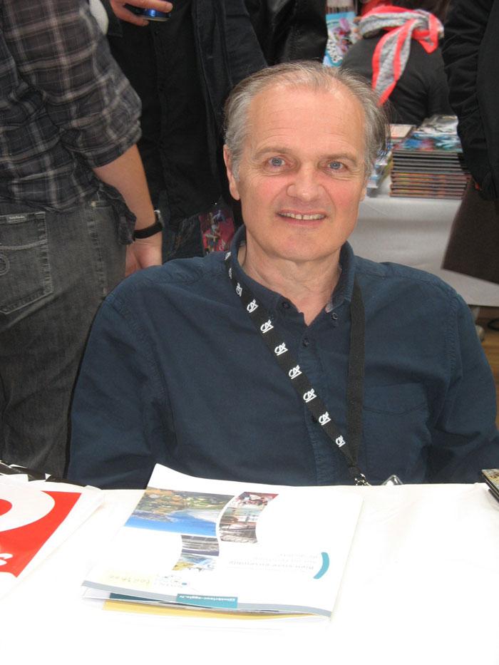 Pierre Bordage