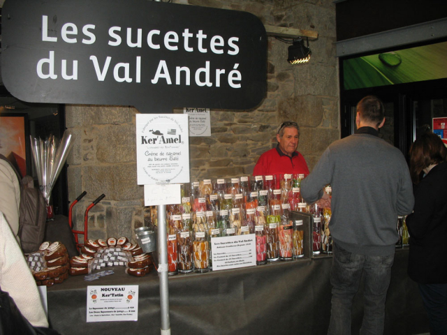 Stand confiseries