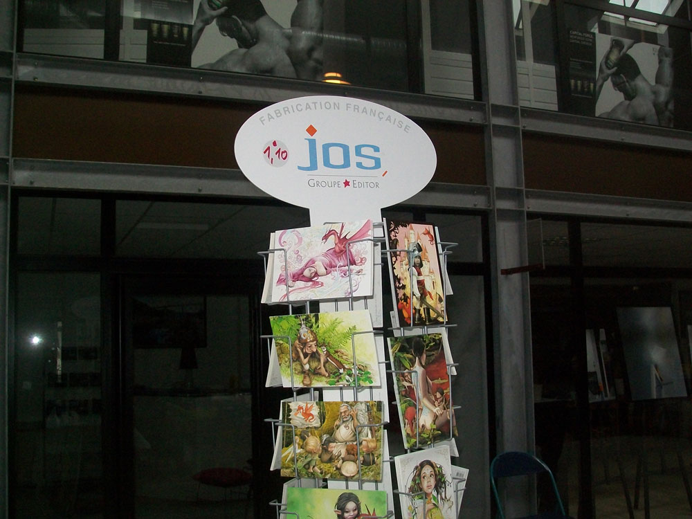 Éditions Jos