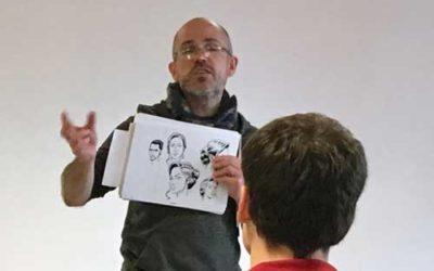Hervé Boivin – Rencontre avec des jeunes de l'EPIDE