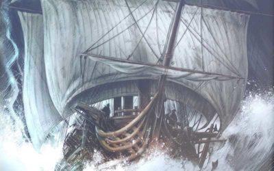 Expositions BD au port du Légué – Vanikoro et Surcouf